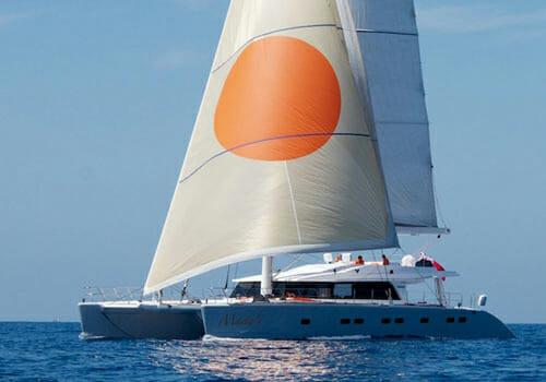 Catamaran Maita'i