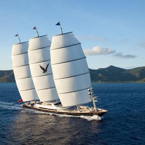 Yacht Maltese Falcon