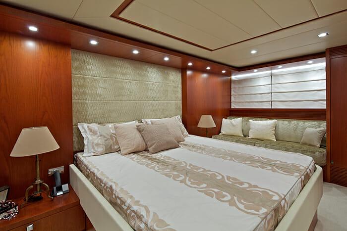 Marnaya double cabin