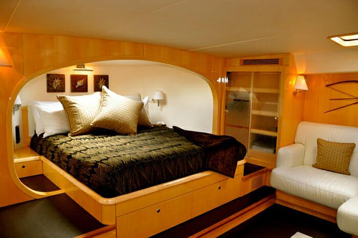Matau master cabin