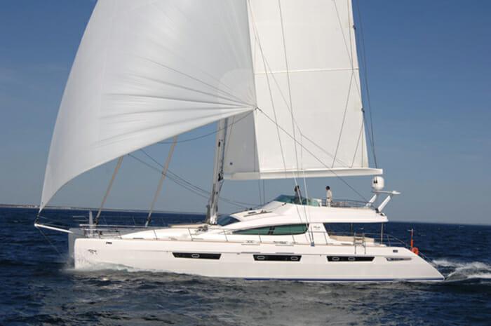 Matau sailing