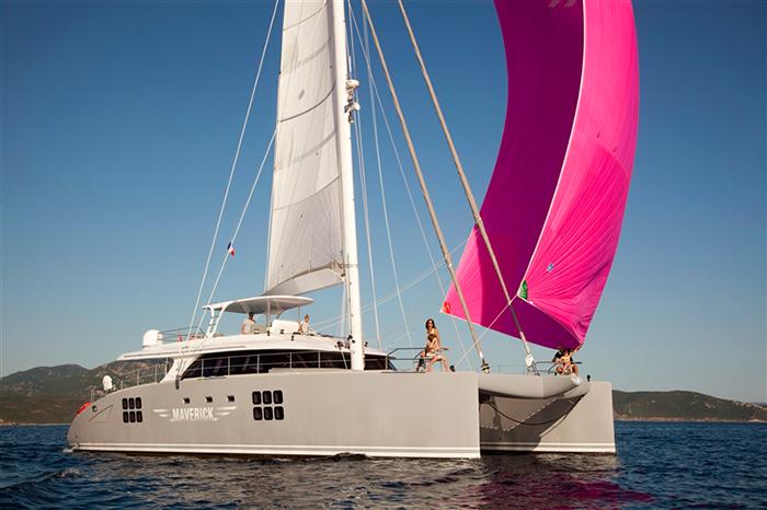 Catamaran Maverick