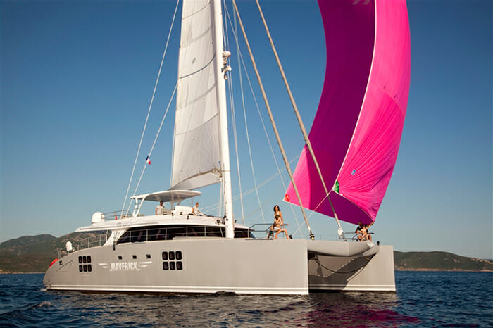 Catamaran Maverick