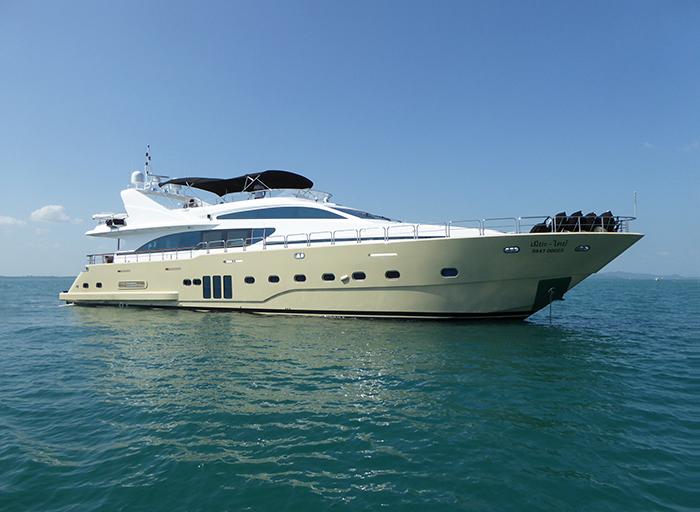 Yacht Mia Kai main image