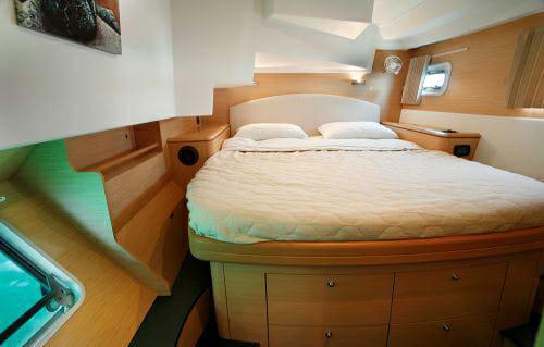 Mystique guest cabin