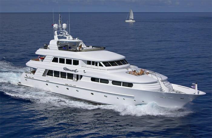 Yacht Namoh