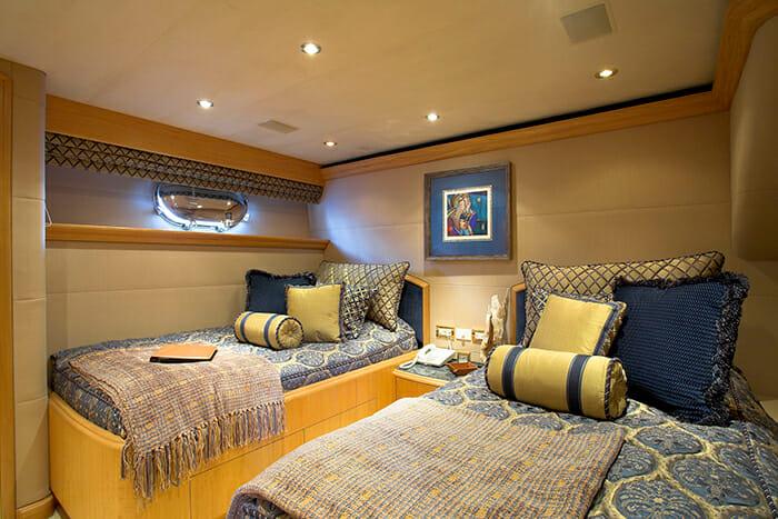 Namoh twin cabin