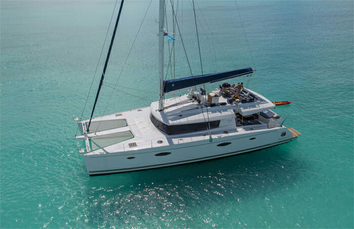 Catamaran Nenne