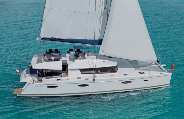 Nenne sailing