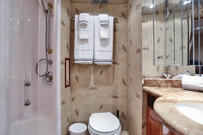 No Complaints guest cabin