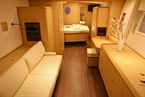 Nova master cabin
