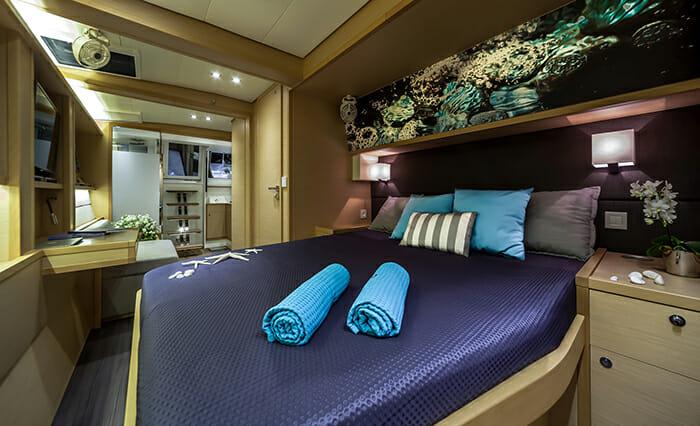 Ocean View master cabin