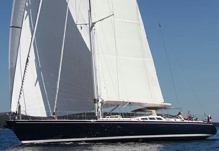 Oceans Seven 2 sailing