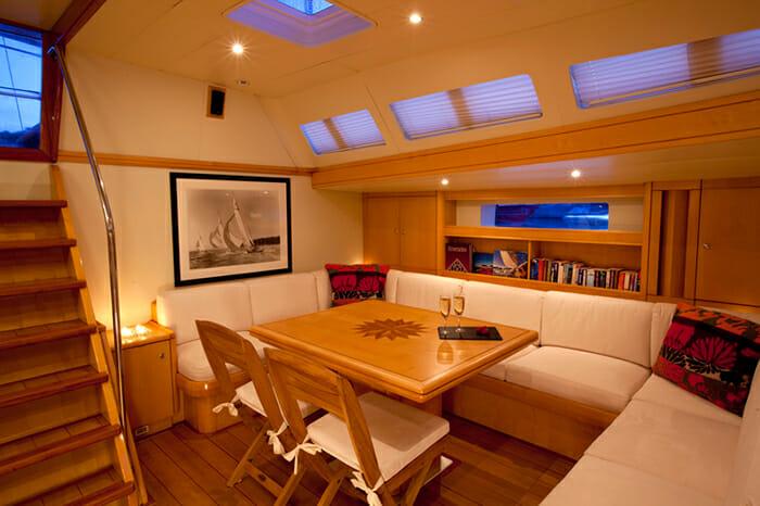Oceans Seven 2 salon