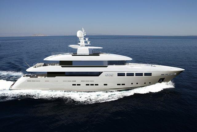 Yacht Okko