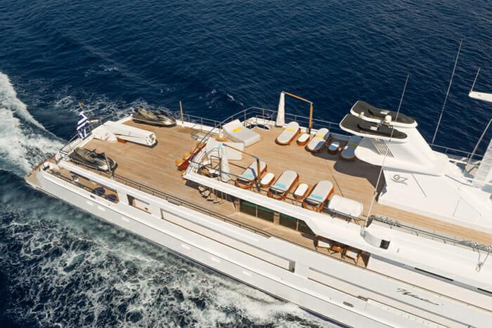 O'Natalina deck view