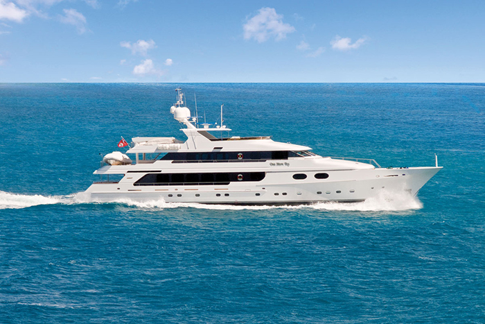 Yacht One More Toy