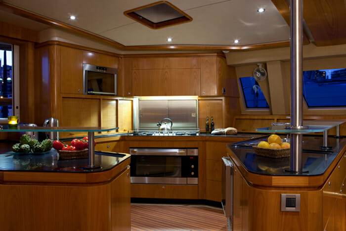 Orion galley