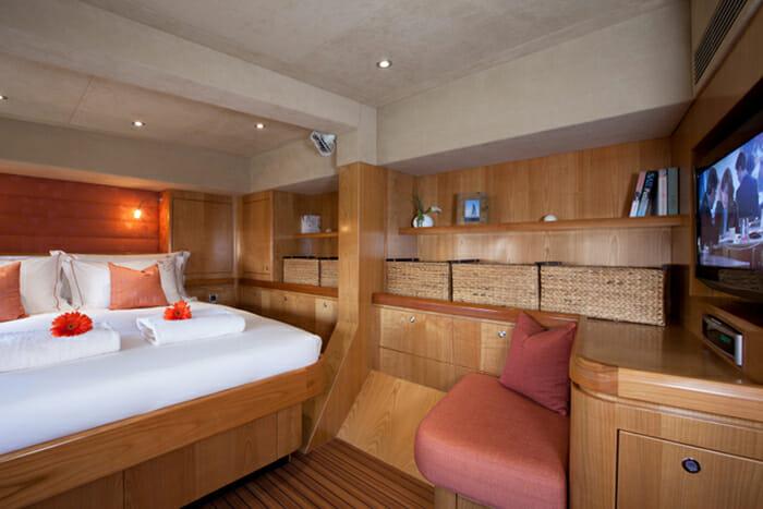 Orion master cabin