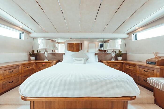 Oscar II master cabin
