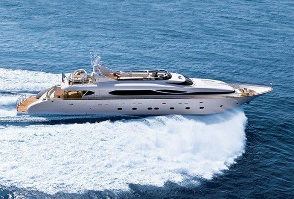 Yacht Paris A
