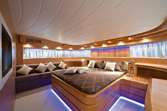 Paris A vip cabin 1