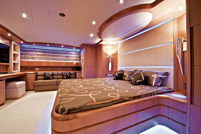 Paris A vip cabin 2
