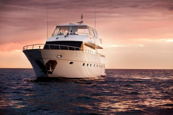 Yacht Pearl