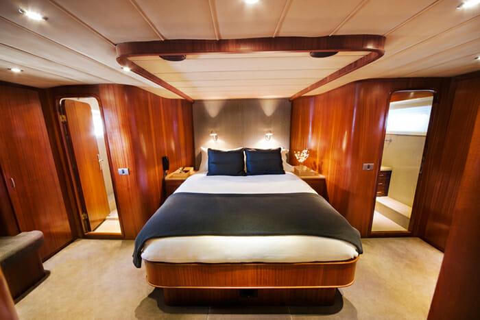 Pearl master cabin