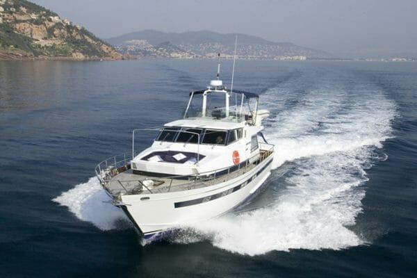 Yacht Phantom of London