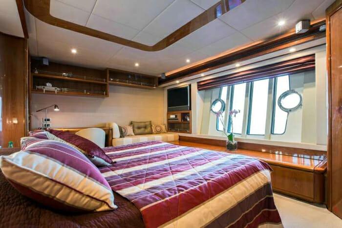 Piola master cabin