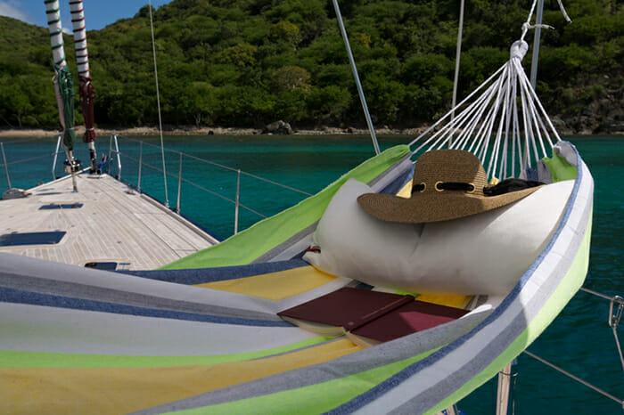 Ptarmigan hammock