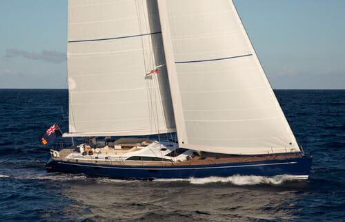 Yacht Ptarmigan