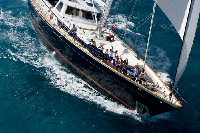 Ree sailing