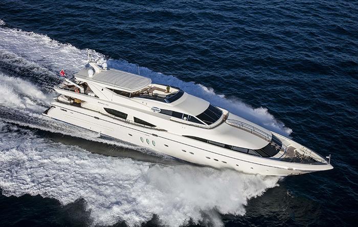Yacht Rini main image