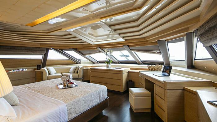 Rini master cabin