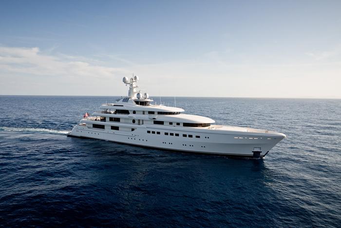 Yacht Romea