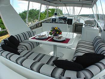 Runaway bridge deck