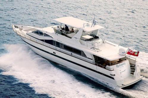 Yacht Runaway