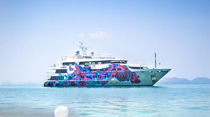 Yacht Saluzi