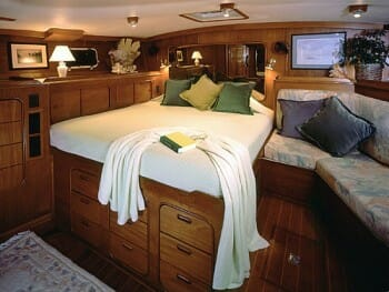 Sandcastle king cabin