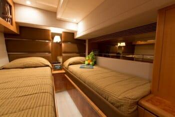 Sea Boss convertible cabin
