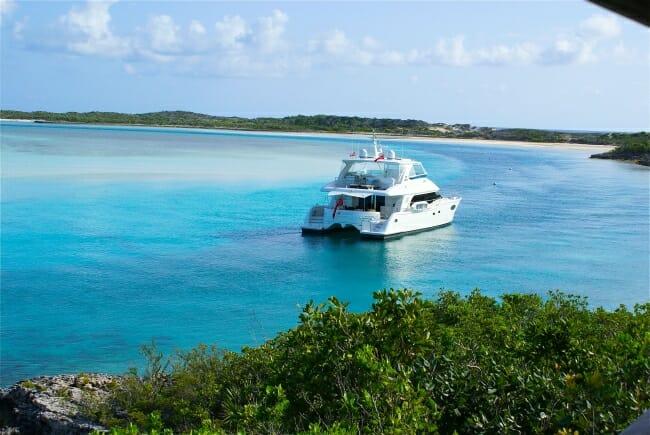 Yacht Sea Boss