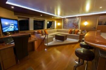 Sea Boss salon