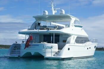 Sea Boss stern view