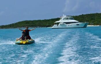 Sea Boss tubing