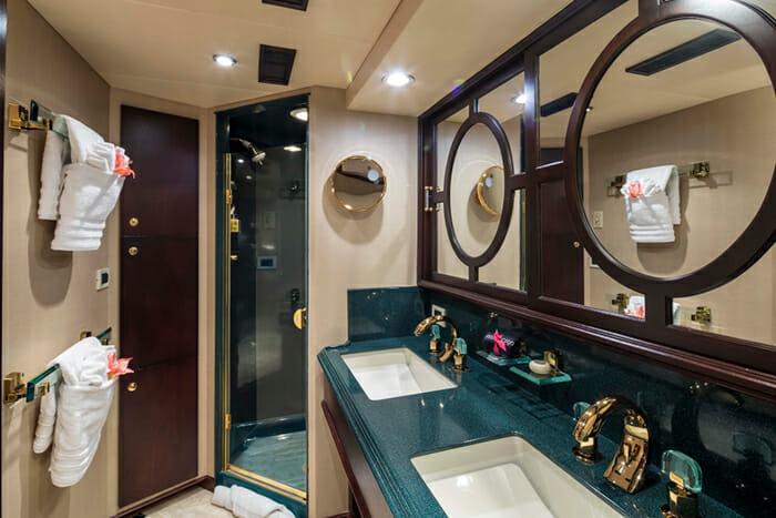 Sea Dreams guest bathroom