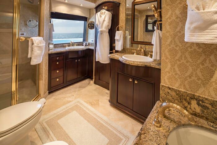 Sea Dreams master bathroom
