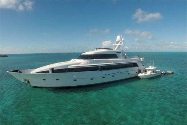 SEA DREAMS Yacht Charter | 132' Northcoast motor yacht