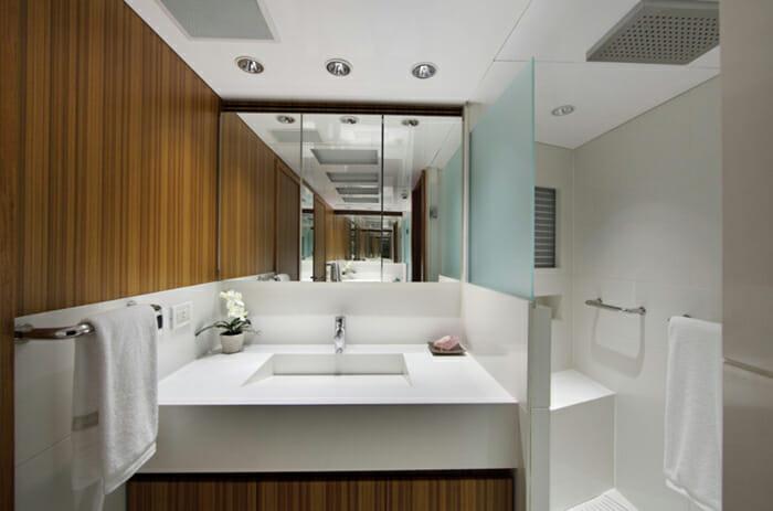 Sea Shell master bathroom